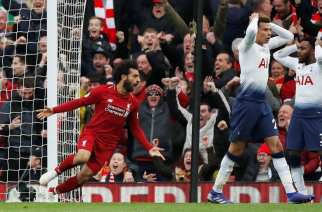 Alderweireld mantiene al Liverpool líder