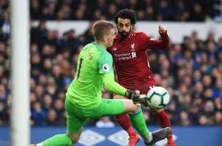 El Everton se toma su venganza y le quita el liderato al Liverpool