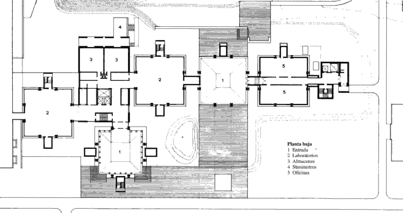 Laboratorios De Biotecnologia Richards Louis I Kahn