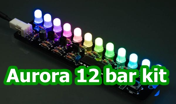 Aurora 12 bar kit