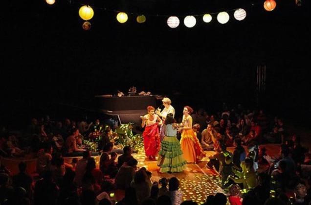 Imagen del espectáculo VOOOX en el AUDITORI de Barcelona