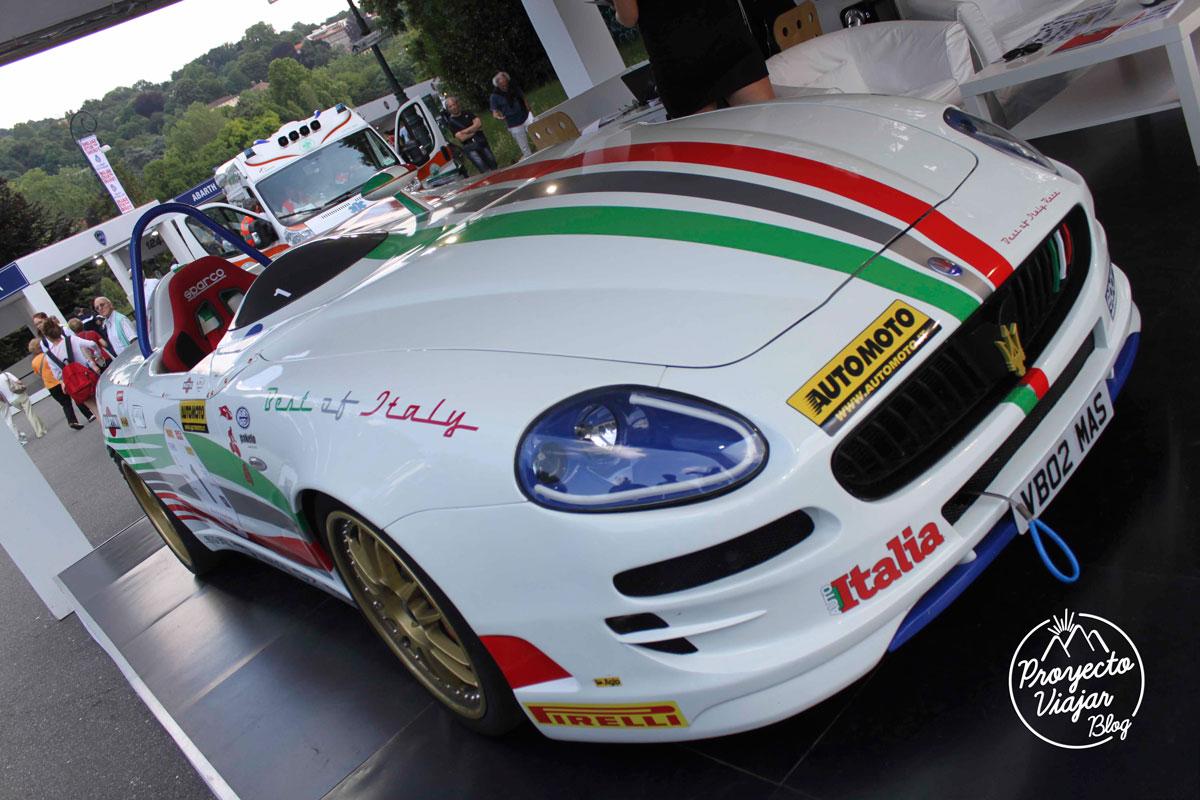auto deportivo italiano