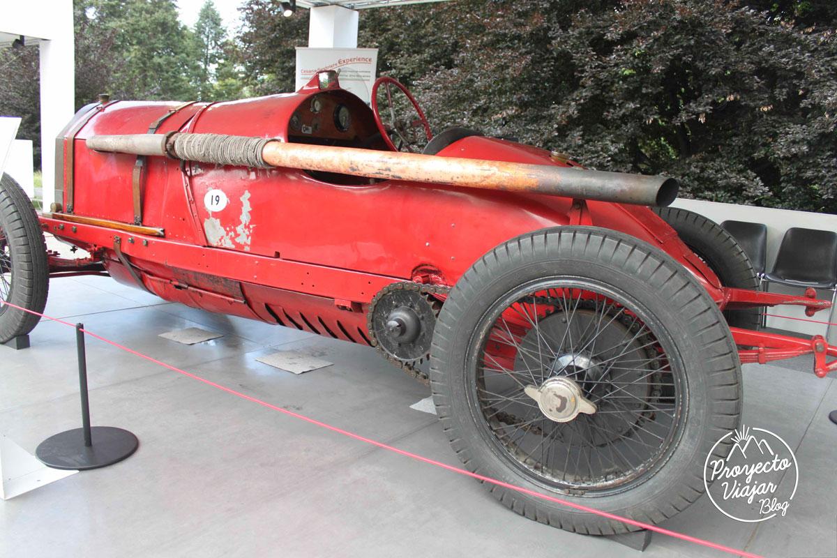 auto veccio italiano