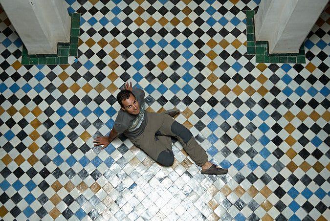 Marruecos-Medersa-Ben-Youssef