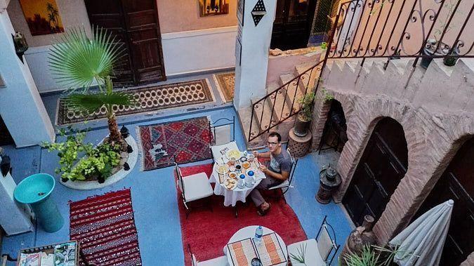 Marruecos-Riad