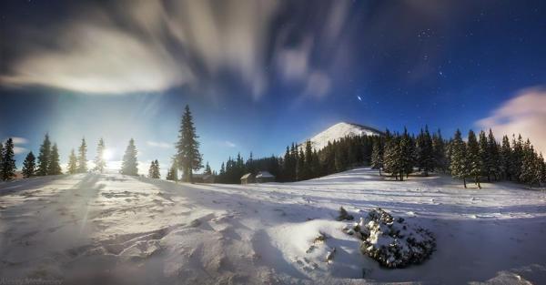 Заворожуюча краса полонини Хом'яків (Фото) - Про Захід