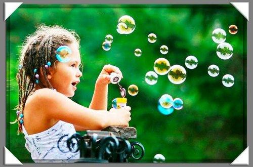 Лопаются пузыри