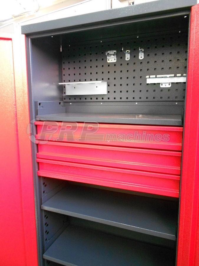 armoire d atelier 3 tiroirs 192cm x 58cm