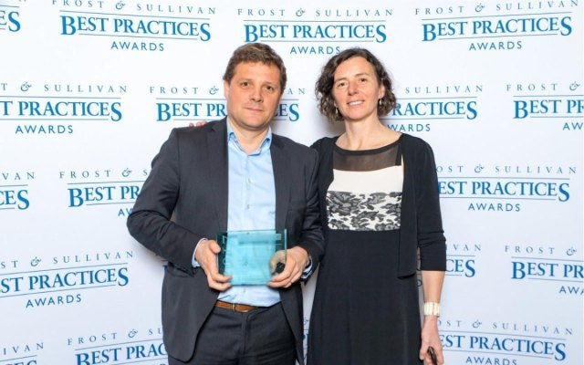 Intrinsic ID at Frost & Sullivan Awards Gala - 24 January 2018