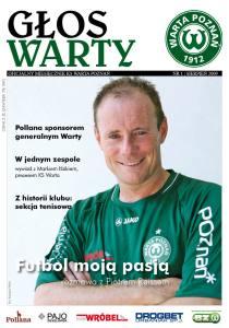 1 Damian Nowak, Edmund Szyc, SKIVAK Custom Publishing, Warta Poznań