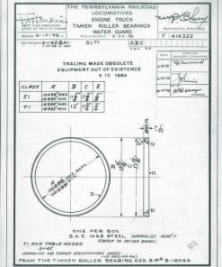 F414322C RollerBearingWaterGuard 19460115