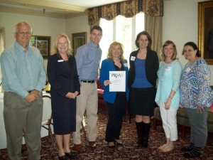 Mid-Atlantic District APR Boot Camp Leaders and Some Panelists, LtoR, Rubin, Caldwell, Surber, Smith, Beanland, Cotton, Kidwai