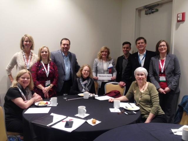Mid-Atlantic District Meeting Group