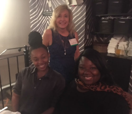 PRSSA-Millersville-University-leaders-pose-for-a-photo-with-Liz-Smith,-APR,-MBA
