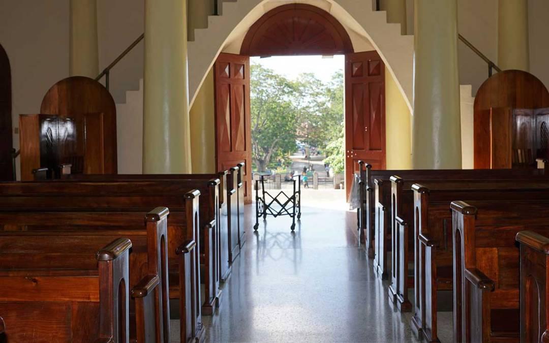 Iglesia exhorta al diálogo para superar diferencias entre ciudadanos