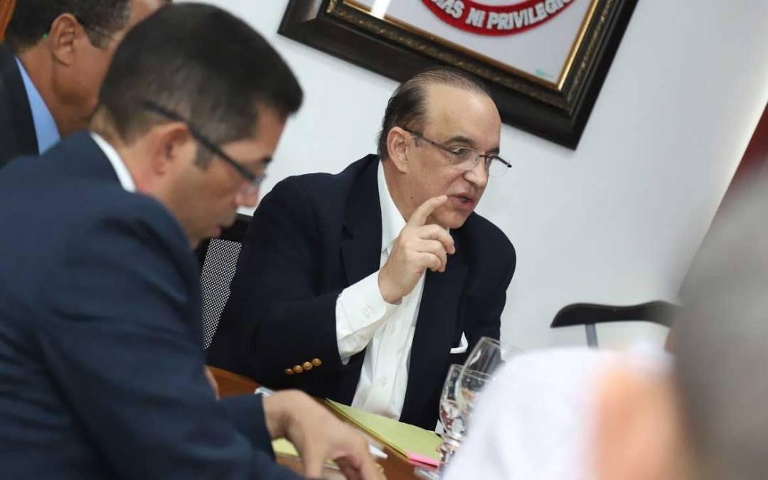 Quique Antún dice tema reforma constitucional no está en la agenda del PRSC