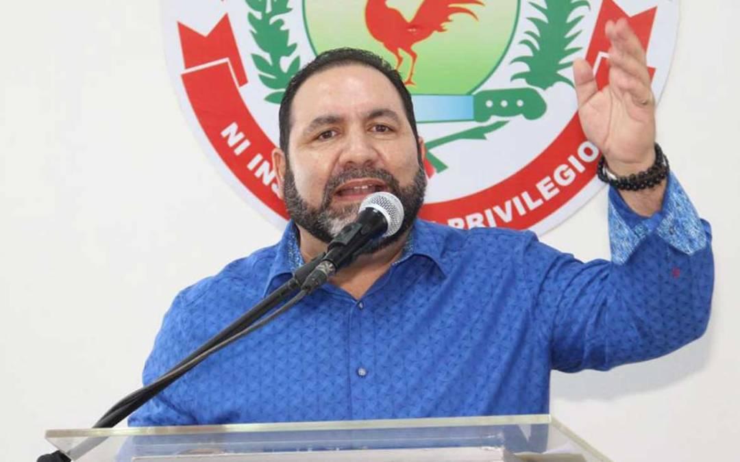 Genao llama a la juventud a sumarse al PRSC para ganar las elecciones y cambiar el país