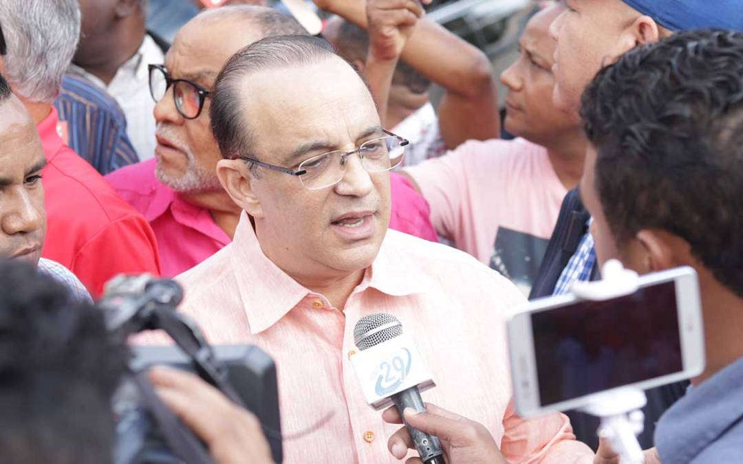 Quique Antún encabezará varios encuentros en Bonao, San Pedro de Macorís y Hato Mayor