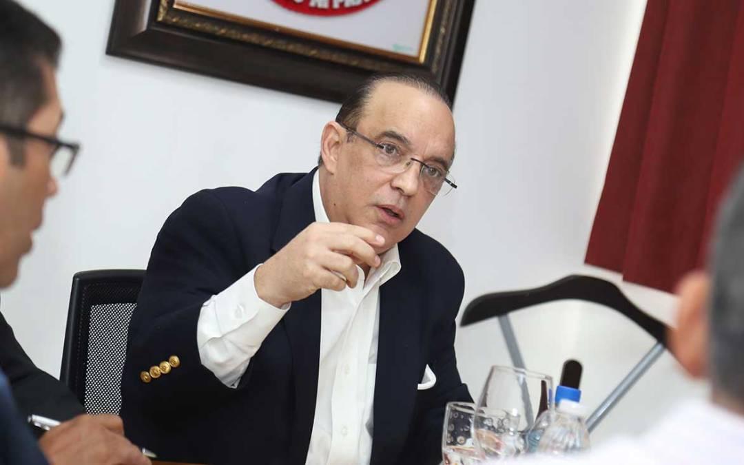 """Quique Antún afirma proceso electoral se encuentra """"seriamente amenazado"""""""