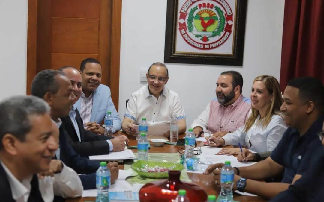 PRSC abre proceso preinscripción de precandidatos a cargos de elección popular para comicios 2020