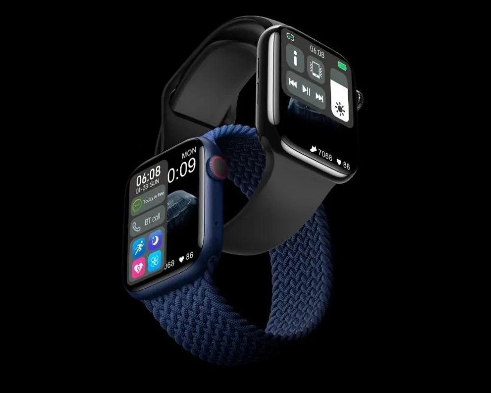 Smartwatch DT100 División Inteligente