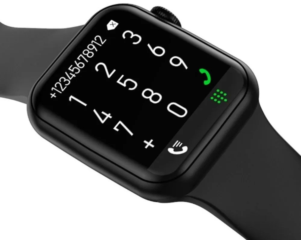 Smartwatch DT100 Llamadas Bluetooth