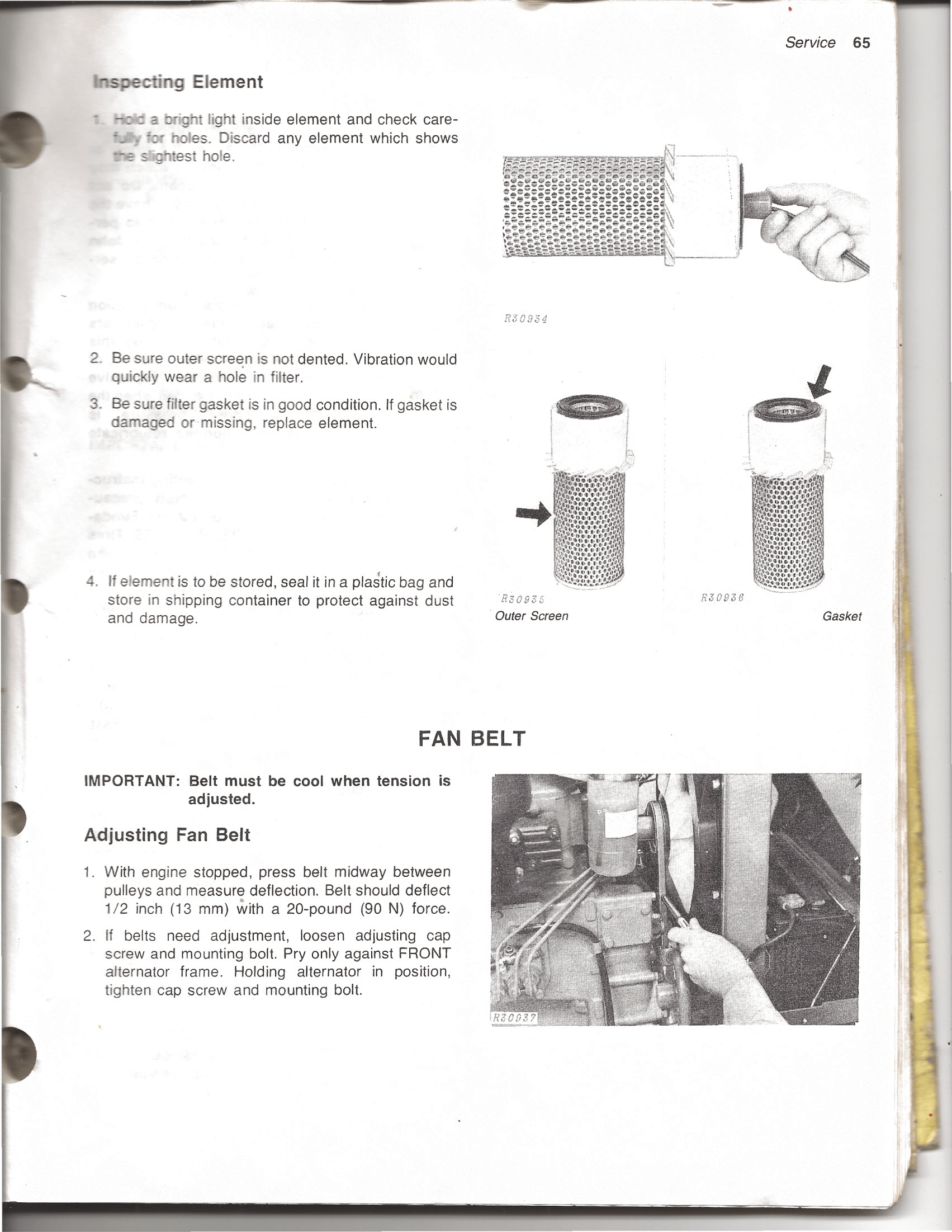 John Deere 850 Wiring Diagram Automatic Alternator Image My 950 Operator S Manual Poudre River