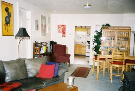 Living Dining area - House for Rent - Minutes from CSU, Old Town - Fort Collins - Colorado - 80521