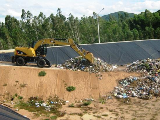 Giải pháp môi trường