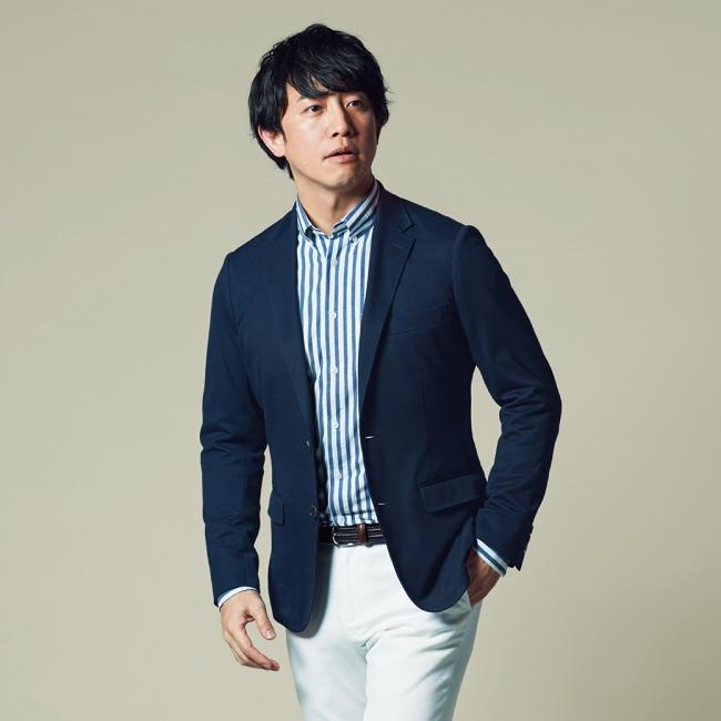 ジャケット ¥17,280(税込)