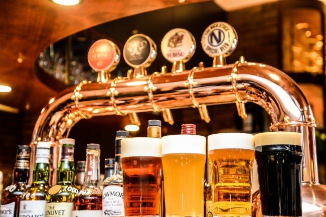 こだわりの最高品質の樽生ビール。