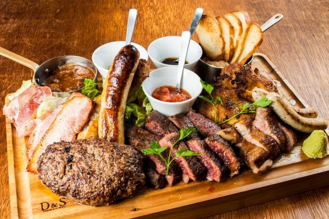 昨年の【Gotties BEEF 29プレミアム・イベント】で話題沸騰となった肉盛り「NICK VILLAGE」