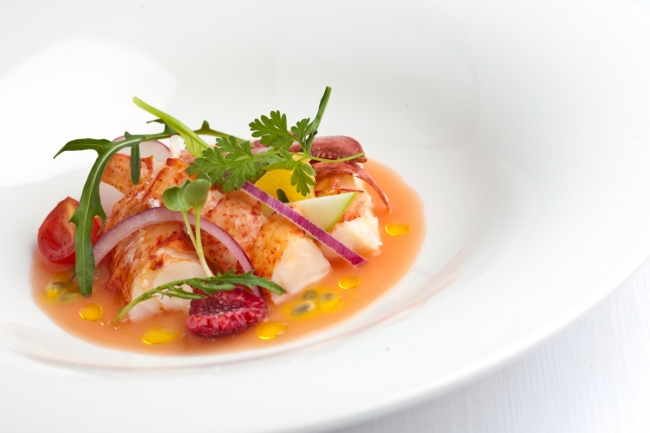 アルベルト・ファッカーニ 特選料理フェア 料理イメージ