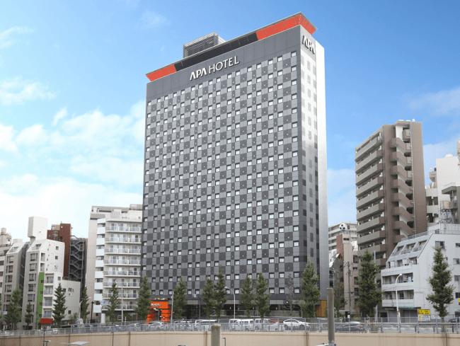 アパホテル〈山手大塚駅タワー〉 外観