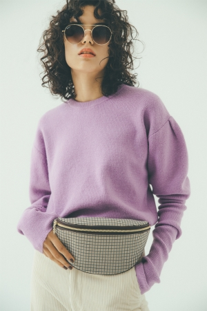 Limited Color Knit tops ¥8,800+tax