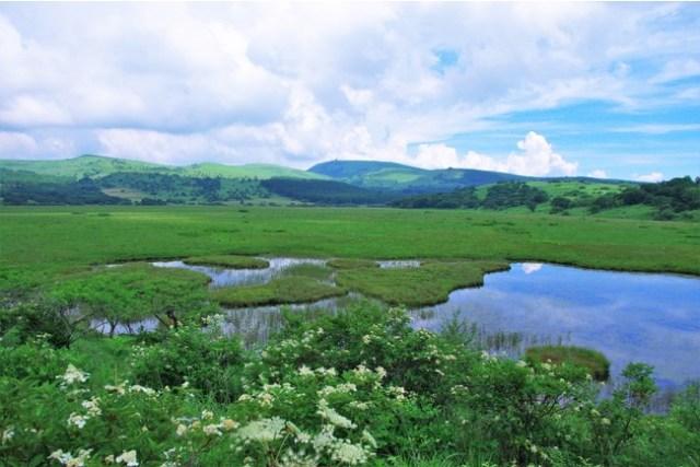 低山ならではの美しい景観があります 「低山ハイク編」では水がテーマの低山を訪れます