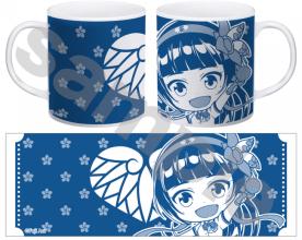 「富士葵」マグカップ 1,500円(税抜)