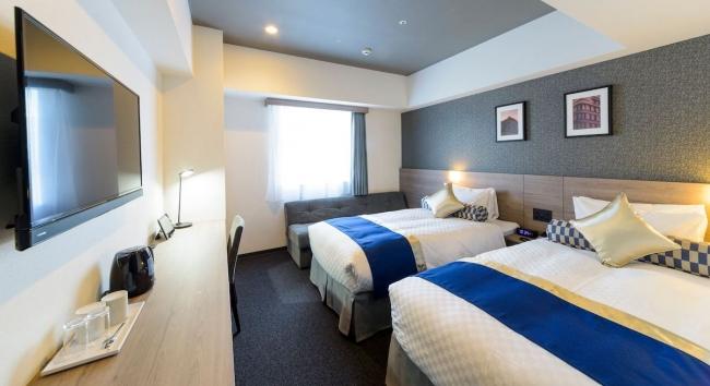 ベストウェスタンプラスホテルフィーノ大阪北浜 客室