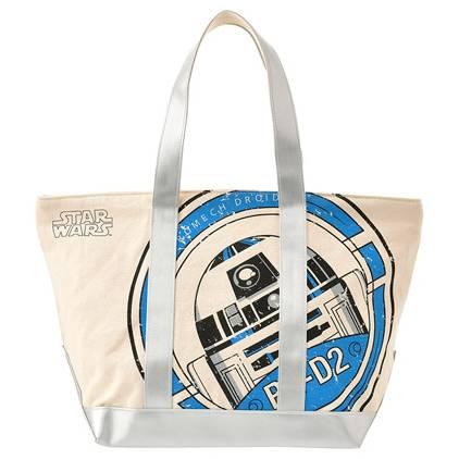 トートバッグ スター・ウォーズ R2-D2 / 4,212円(税込) /ディズニーストア