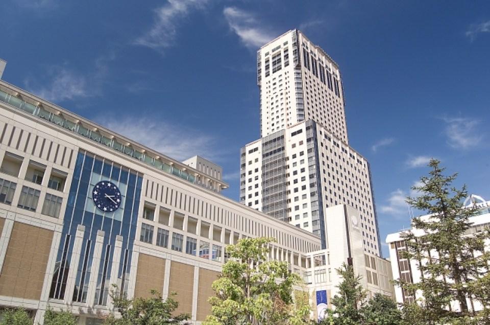 JR札幌駅直結のJRタワーホテル日航札幌