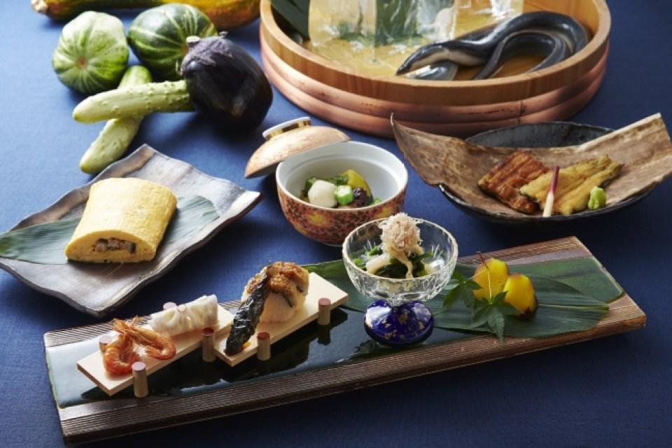 賞味会「天然鰻となにわの伝統野菜」イメージ