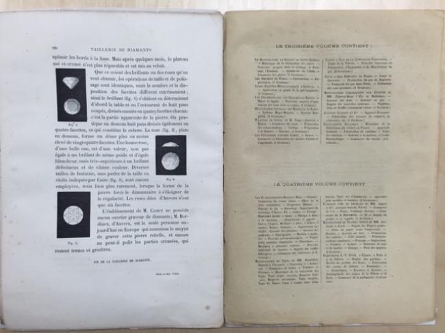 ダイヤモンドカット史上初の謎の365面カットにまつわる国宝級の14世紀初頭の重要文献2