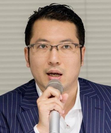友田行洋氏