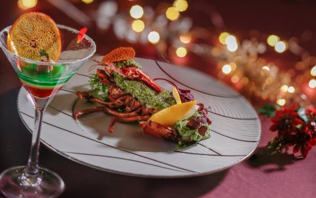 レストラン&ラウンジ eu(ゆう)「クリスマスディナー」