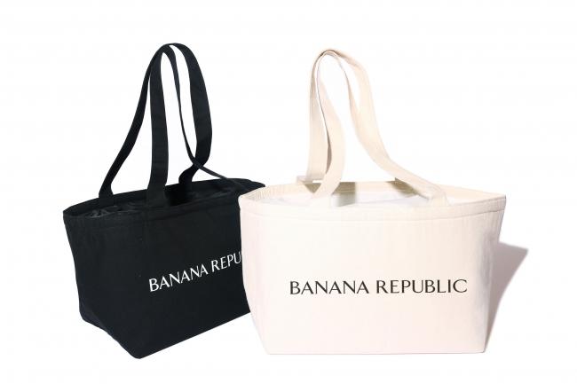 バナナ・リパブリック_ららぽーと名古屋みなとアクルス店<オープン記念プレゼント>オリジナルビッグサイズ保冷バッグ