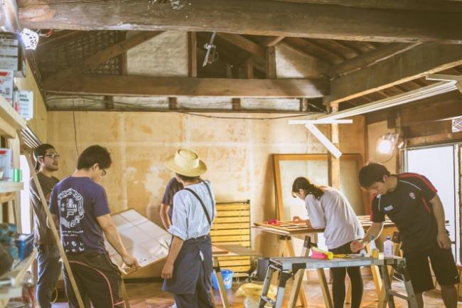 ものづくりの町・愛知県瀬戸市の日常を体験するゲストハウス「ますきち」