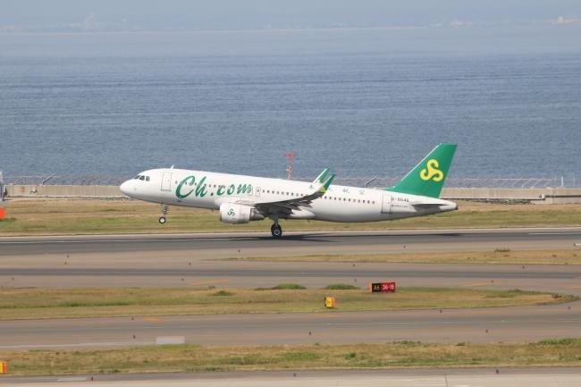 春秋航空は5月5日よりセントレア=深圳間の直行便を運航開始