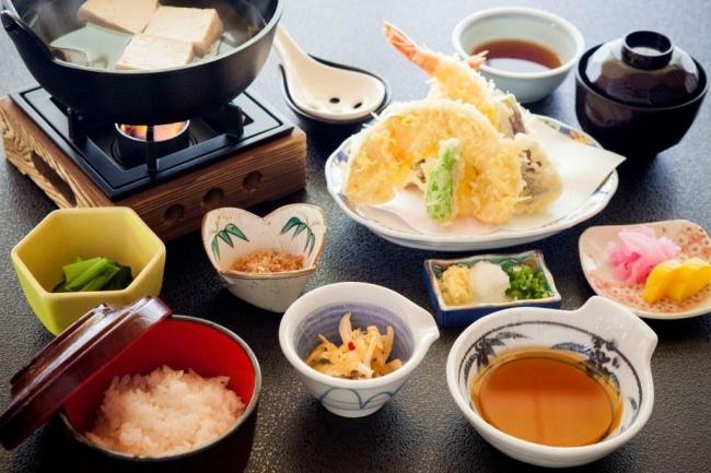 龍宮殿 お食事イメージ