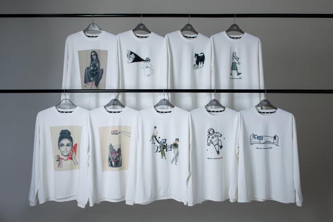 9BOX Tシャツ