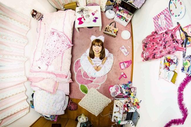 ロリータファッションの部屋(日本)